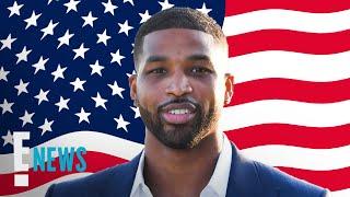 Tristan Thompson Becomes a U.S. Citizen | E! News