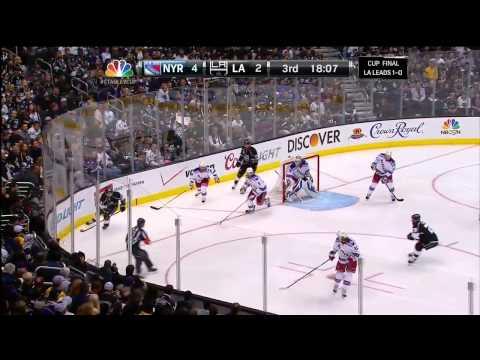 NY Rangers vs LA Kings 06/07/14 NHL Stanley Cup Final Game 2