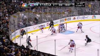NY Rangers vs LA Kings 06/07/14 NHL Stanley Cup Final Game 2