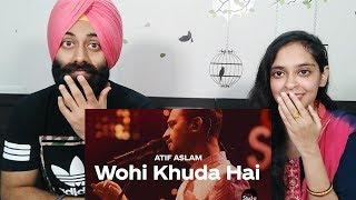 Indian Reaction on Coke Studio Season 12 | Wohi Khuda Hai | Atif Aslam