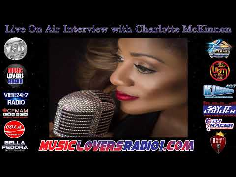 DJ RACER INTERVIEW WITH CHARLOTTE McKINNON - THE VOICE OF FASCINATED 09-20-19