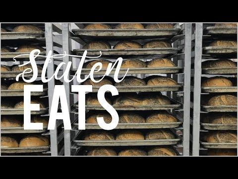 Kaiser rolls: Follow the bread from bakery to New York City market