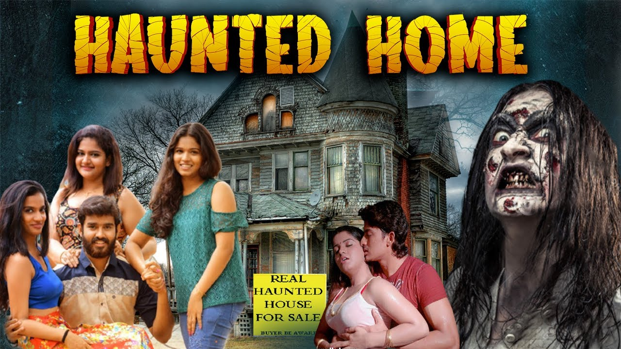 Haunted Home (2021)   New Release South Hindi Dubbed ...