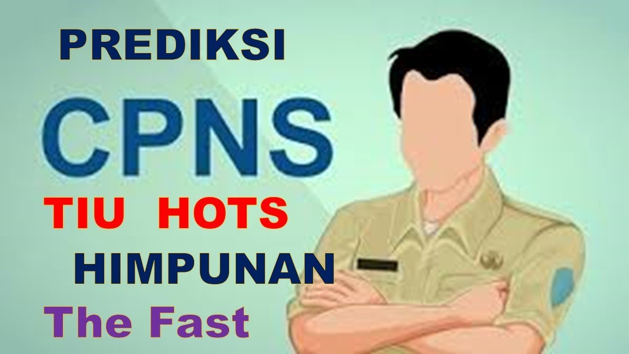 Prediksi Soal Cpns Tiu Hots Himpunan The Fast