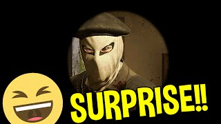 cs go funny moments funniest sniper troll ever spinbot hacker more