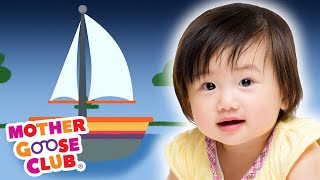 Michael Row the Boat Ashore + More | Mother Goose Club Lullaby