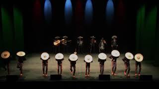 "Company Of Folk Music and Dance Of Mexico, ""HUEY TLATOANI"", Mexico, Triangle Folklore Festival 2016"