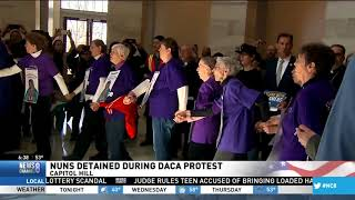 #Catholics4Dreamers are Arrested Calling on Congress to Pass a Clean Dream Act