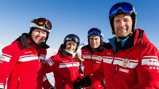 Die Skilehrer in Saas-Fee 1/3 - SRF bi de Lüt vom 10.2.2017
