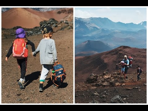 A Day in our Maui Life | HIKING A 🌋VOLCANO!