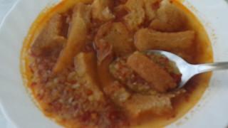 """Приготовление и дегустация испанского """"супа из пачки"""". Насколько это вкусно?"""