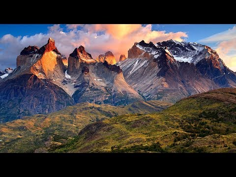 4K PATAGONIA JOURNEY: Mount Fitz Roy, Argentina 1 HR Nature Relaxation™ Experience