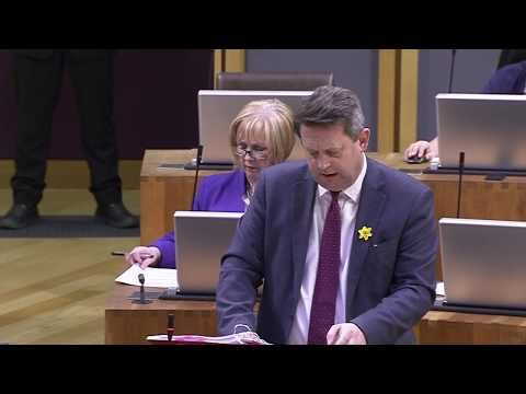 National Assembly for Wales Plenary 28.02.18