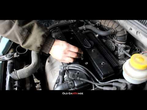 Замена свечей зажигания GM (Chevrolet, Opel, Deawoo) 16V 1.4, 1.6, 1.8, 2.0