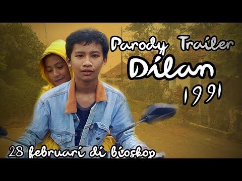 Parody Official Trailer Dilan 1991 | 28 Februari 2019 Di Bioskop