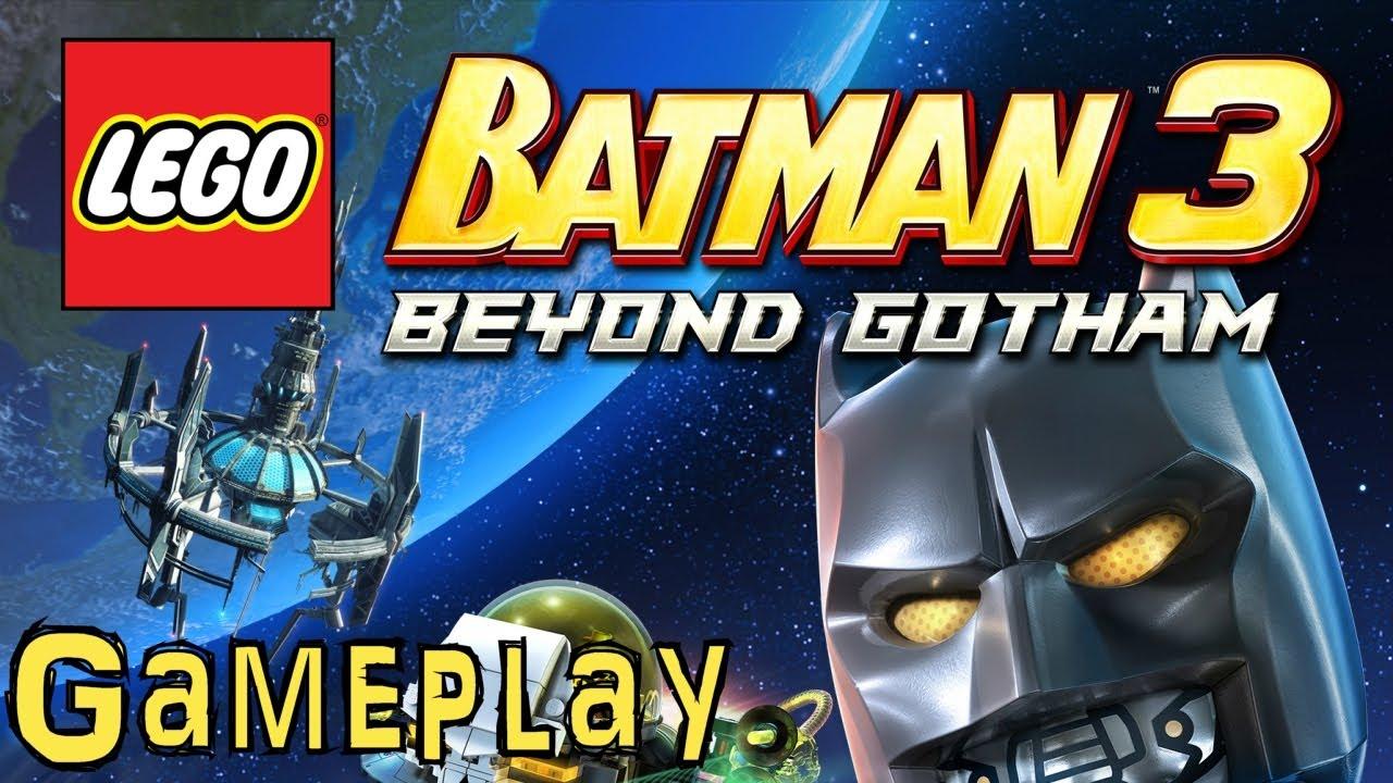 Lego Batman 3 Beyond Gotham Direct Capture Game Play 2 Of 2 Youtube