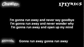 Linkin Park - Runaway [Lyrics on screen] HD