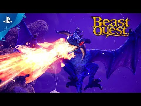 Beast Quest - Announcement Trailer | PS4