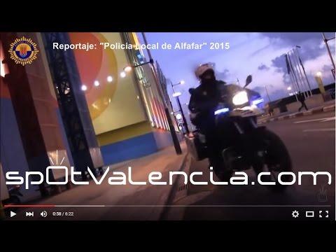 Reportaje Policia Local de Alfafar 2015