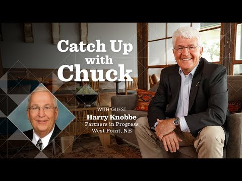 Catch Up With Chuck | Episode 15 | Building a Thriving Rural Community
