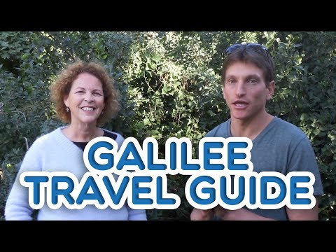 The Ultimate Galilee Guide! (Tips From 2 Tour Guides.)