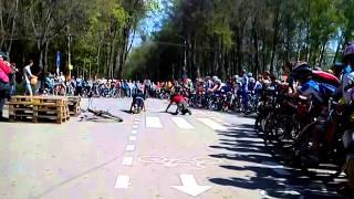 Велотриал Тула 1 Мая Парк Белоусова