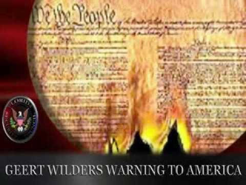 Geert Wilders Warning to America 1