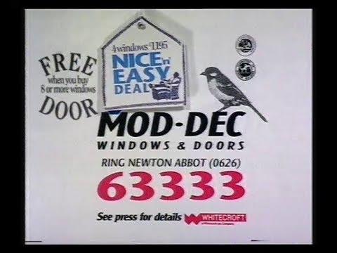 TSW Adverts - 1991