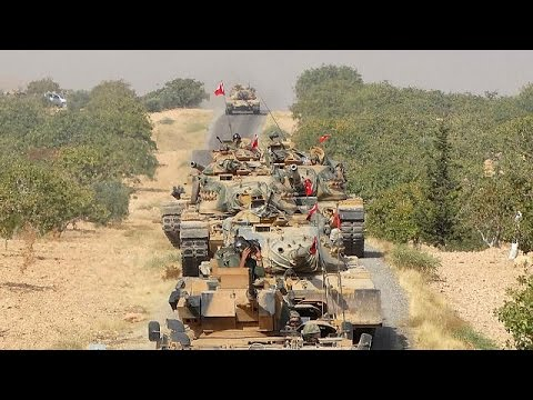 Turkey rejects Trump's threats amid conflicting US signals over Syria offensive