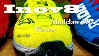 Inov8 MudClaw 300 Review