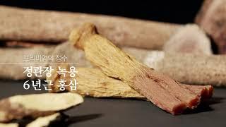 정관장 홍삼기보