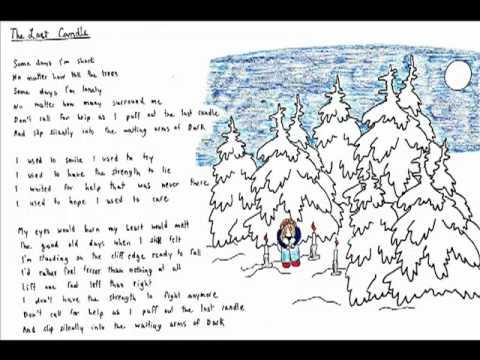 """The Last Candle"" with lyrics"