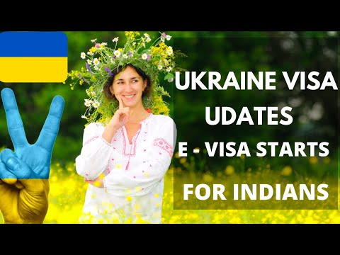 VFS GLOBAL UPDATE FOR UKRAINE VISA APPLICATION | INDIANS CITIZENS NOW CAN APPLY FOR E-VISA ONLINE