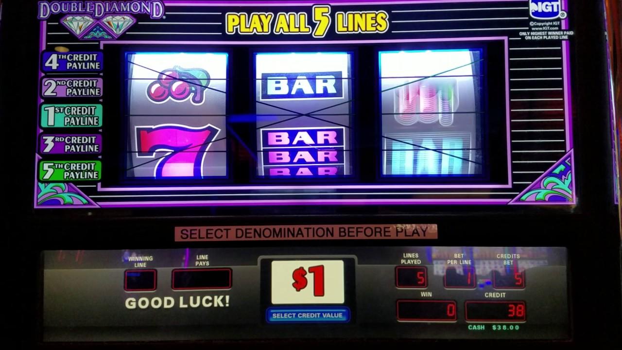 Play Free Slot Games Double Diamonds