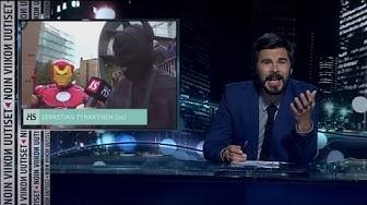 Jukka Lindström & Noin viikon uutiset: Ääriliikkeet
