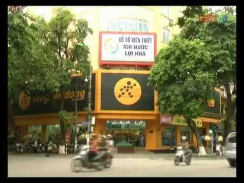 Phố Trần Hưng Đạo, TP Nam Định - xưa và nay