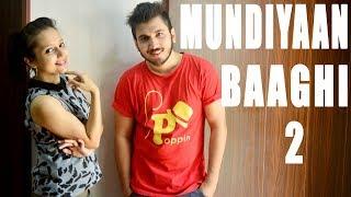 Baaghi 2: Mundiyan Song | Tiger Shroff, Disha Patani | Dance Choreography | Imon Kalyan ft. Shayani