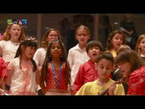 Highlights from Uniting Nations Celebration 2015 | Singapore's International School