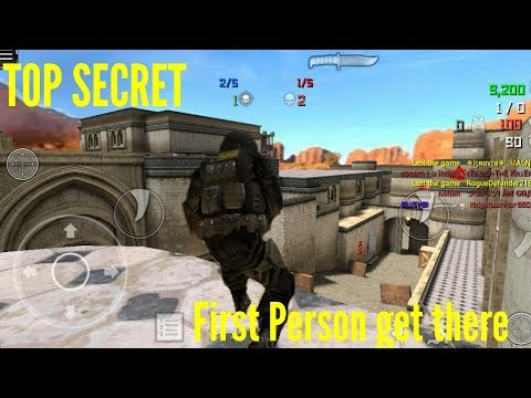 Special Force Group 2||How To Get On Top In NewBigDesert Map!!!
