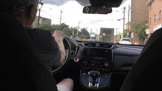 2019 Honda CR-V test drive