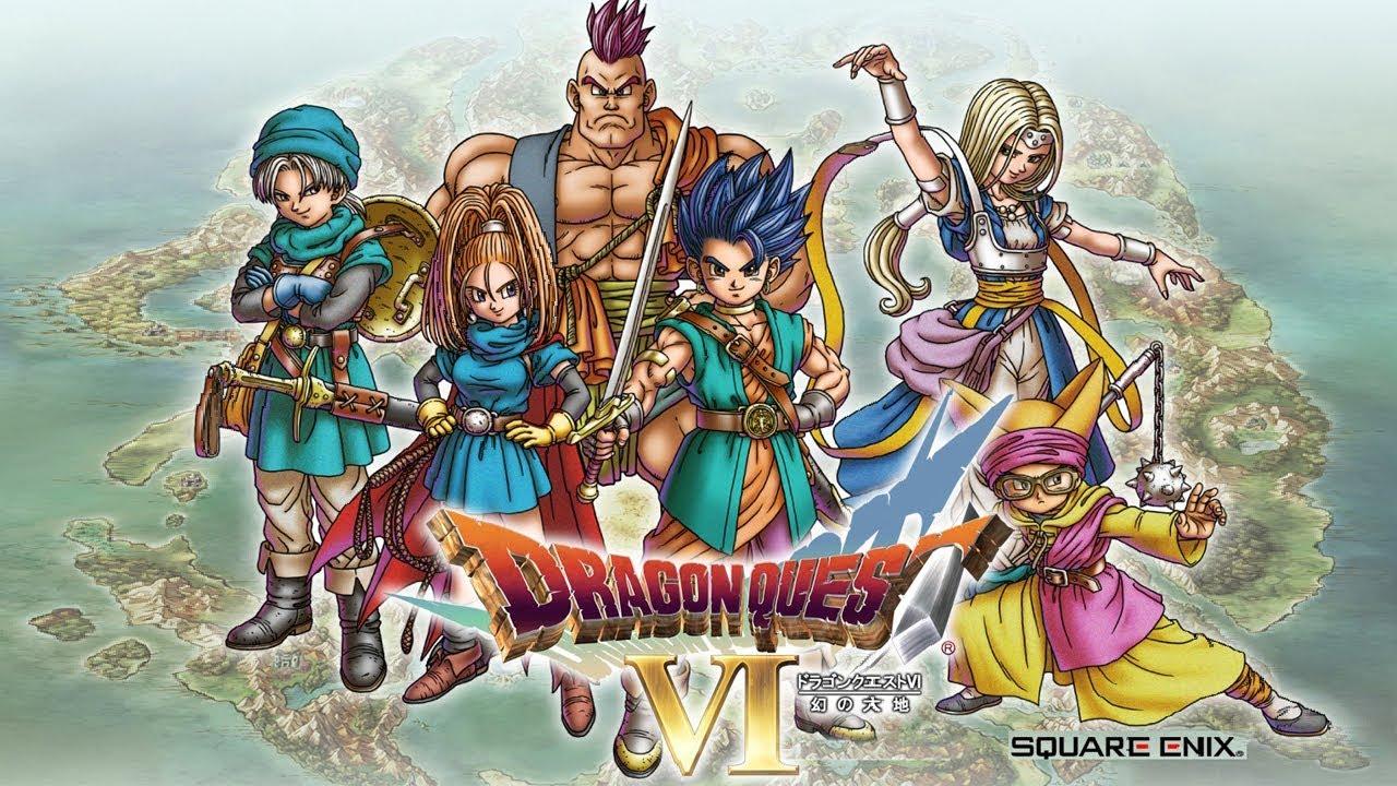 Dragon Quest VI / ドラゴンクエ...