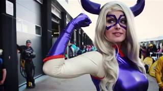 ComicCon Africa 2018 Cosplay Music Video