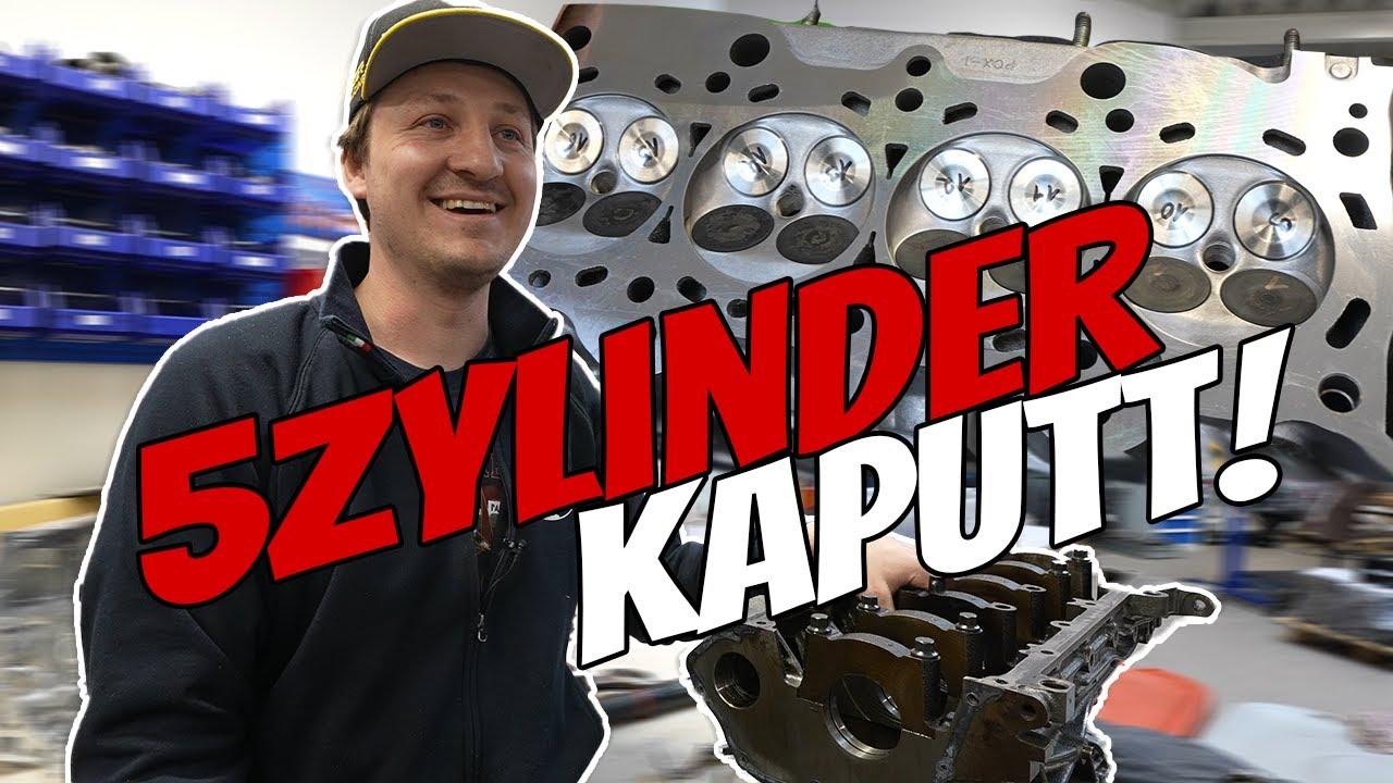 TUNER FAIL | Kaputte Lager und Krumme Zylinder | Subi-Series