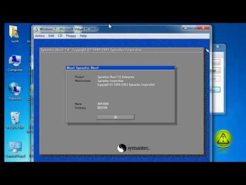 Restore Your PC from a Norton Ghost Image