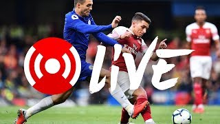 Arsenal Nation Live - Chelsea 3-2 Arsenal - Full-time analysis
