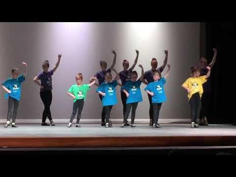 First Highland Dance Show