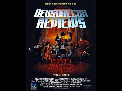Puppet Master 3 : Toulon's Revenge - Deusdaecon Reviews