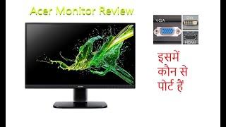 Acer KA220HQ 21 5-inch LED Backlit Computer Monitor Review