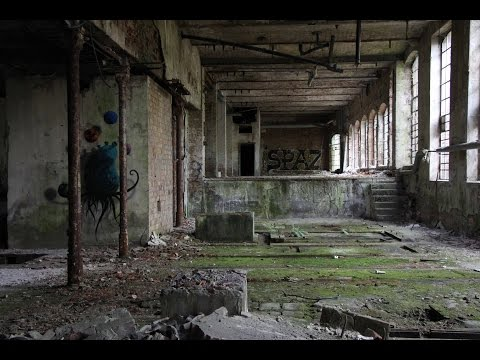 An Abandoned Place Modeling In Autodesk Maya To Unity3d (part 1)