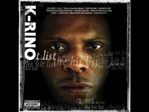K-Rino - Candy Bars